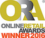 Online Retail Awards Winner 2016