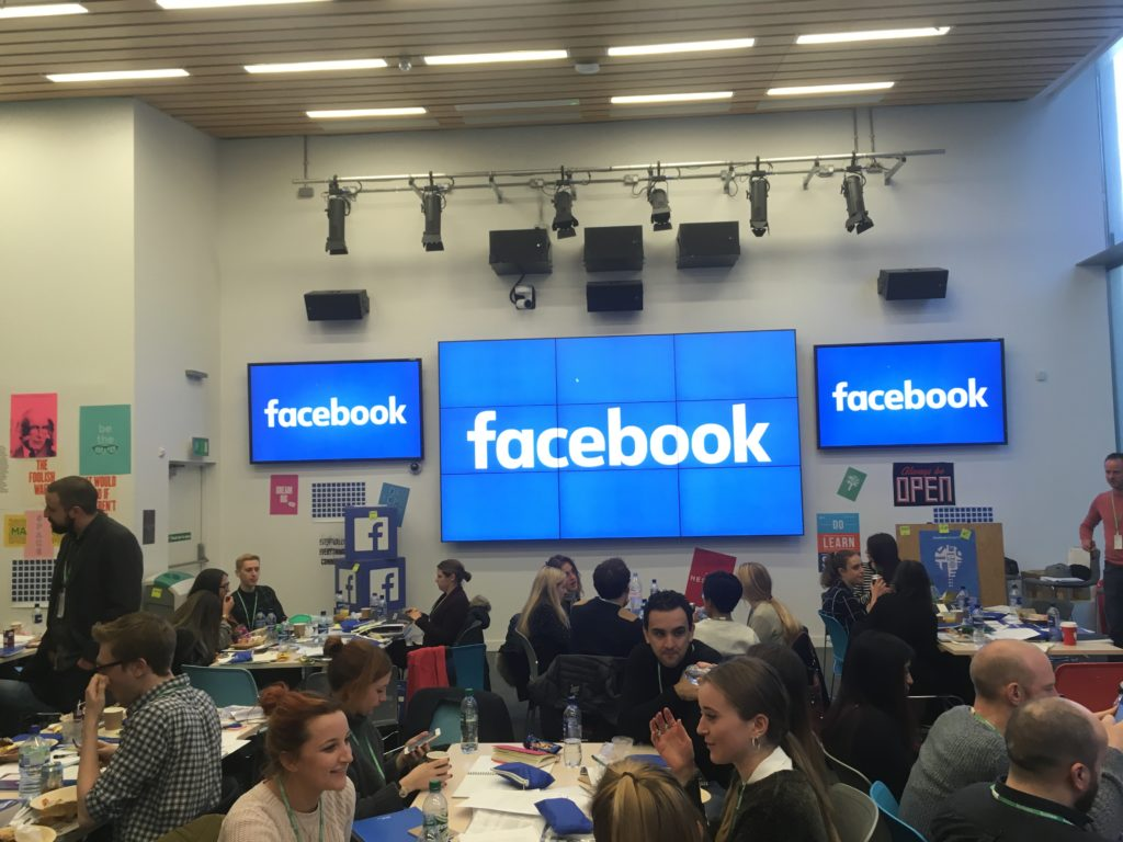 Facebook Blueprint Live